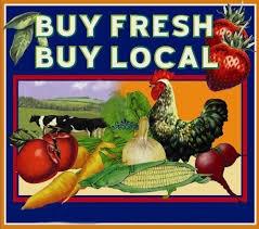 Buy Fresh, Buy Local Label