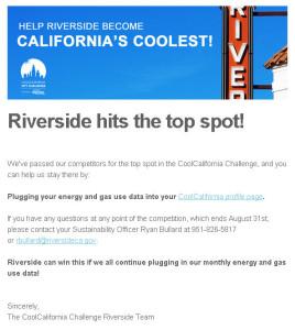 Riverside, CA's Coolest