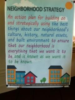 Neighborhood Strategy Definition