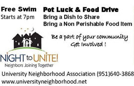 National Night Out Invite