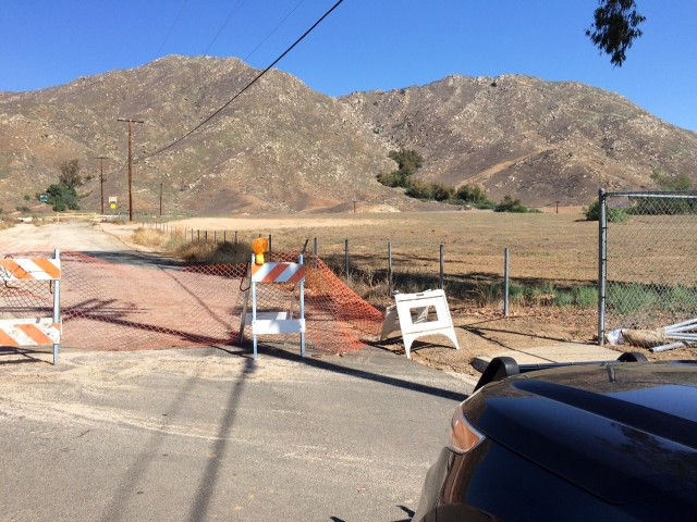Drive In Access To Islander Park 3