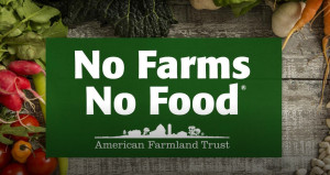 No Farms No Food Logo