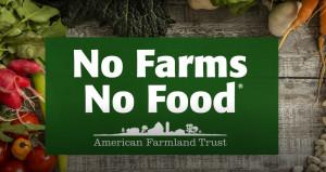 No Farms No Food Logo