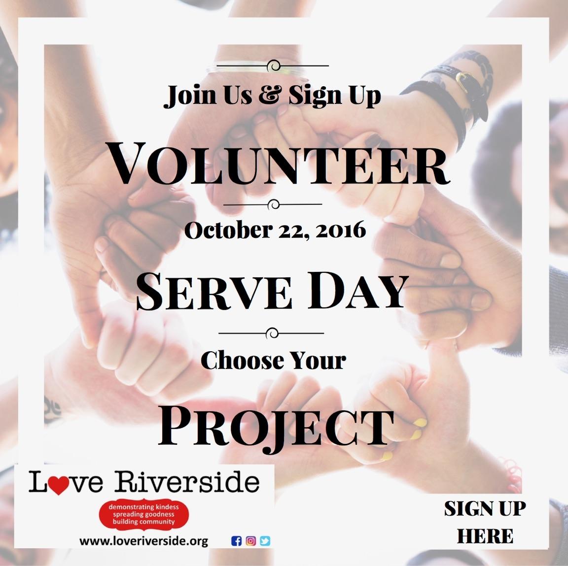 Love Riverside Sign Up