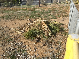 UNA LoveRiverside Day Project Destroyed