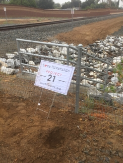 UNA Love Riverside Day 2018 Project