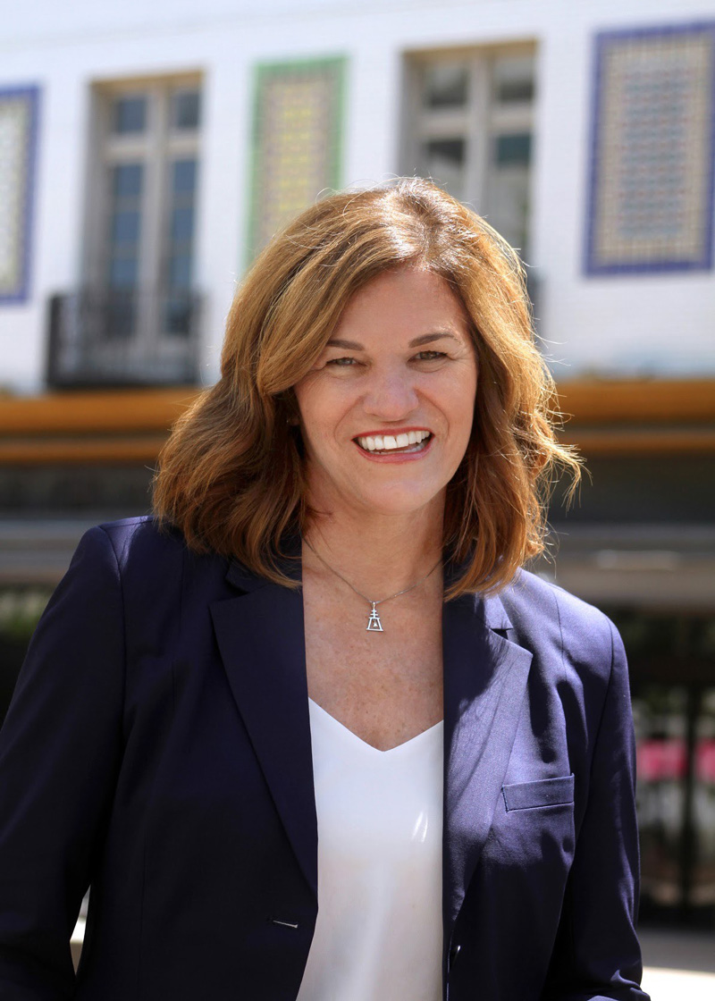 Riverside Mayor Patricia Locke Dawson