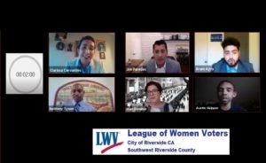 Ward 2 Riverside City Council Candidate Forum Pics